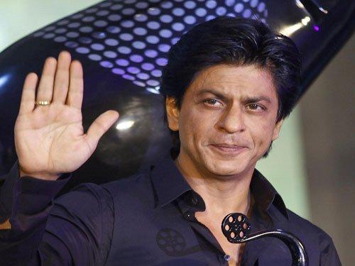 Shah Rukh Khan wraps 'Fan' shoot