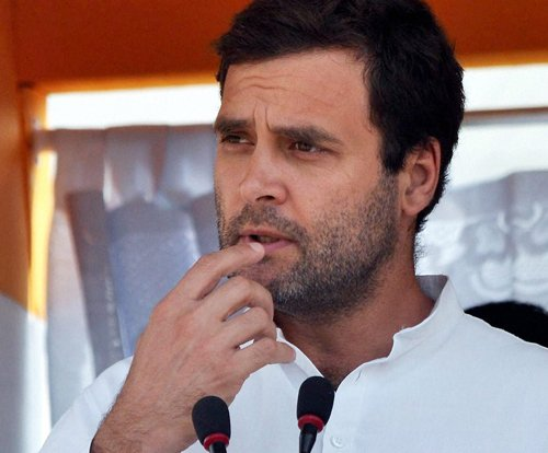 Sushma's family received money from Lalit Modi: Rahul