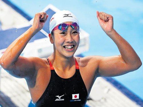 Watanabe strikes gold