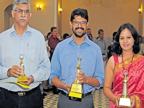 Devarajan tops Sunday Herald short story contest