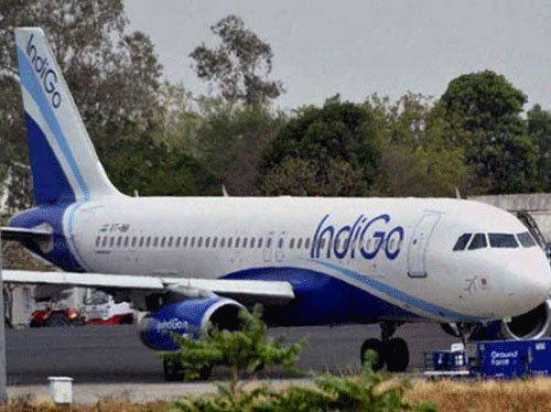 IndiGo plane returns to airport due to technical problem
