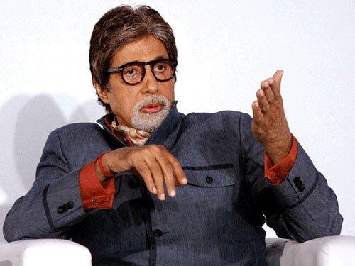 Sacrifice of jawaans merely acknowledged: Amitabh Bachchan