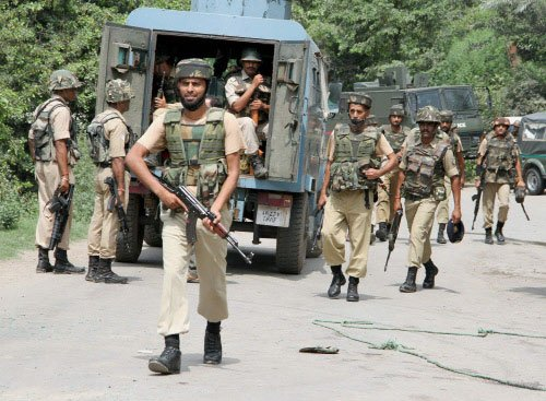 2 arrested, 3 detained for allegedly aiding LeT terrorist