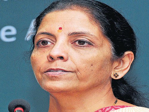 Indo-Pak NSA-level talks to take place: Nirmala Sitharaman