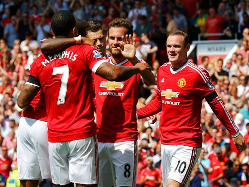 Man United begin EPL season with 1-0 win over Tottenham