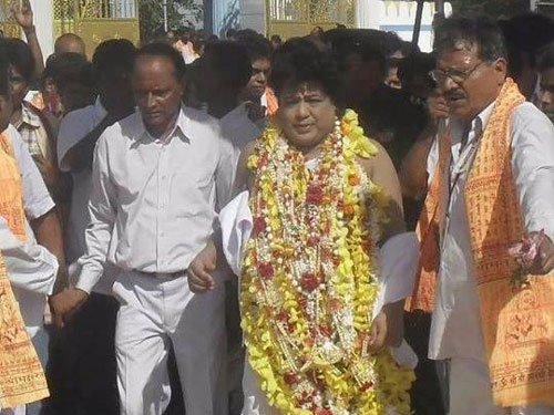 Sarathi Baba arrested, sent to jail