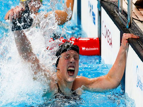 5-star Ledecky powers on