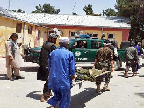 22 killed in Afghan car bombing