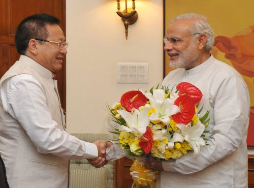 Naga pact only a 'formula', will talk to other CMs: Zeliang