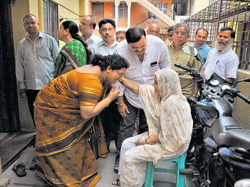 More spending, leg work for candidates in outer B'luru