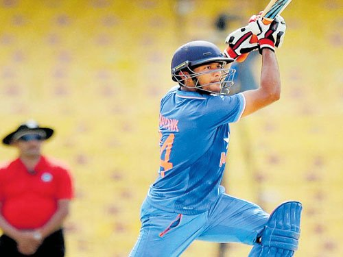 Mayank ton steers India A to huge win