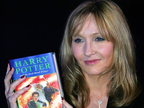 There will be no Harry Potter TV show: JK Rowling