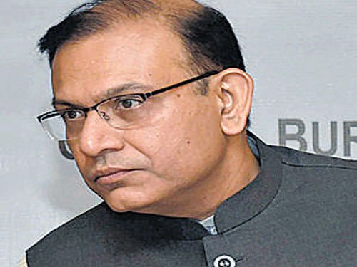 MoS Sinha bats for domestic  VC funds
