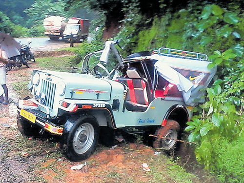 Day after Shiradi Ghat opens, two die in accident