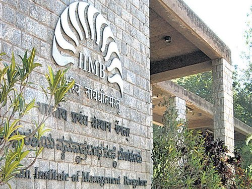 Entrepreneurship to be core course in IIMB's flagship programme