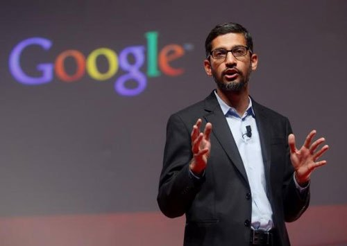 New Google CEO Pichai made ascent with low-key style and technical chops