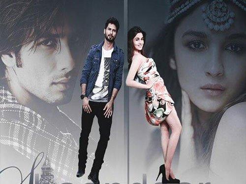 No comparison between Kareena and Alia: Shahid Kapoor