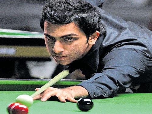 Advani sails past Bingtao to clinch title
