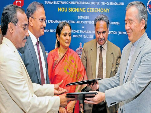 Taiwan industry body to invest $500 m in Devanahalli