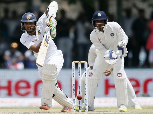 Chandimal praises Indian spinners