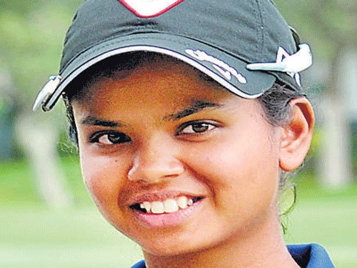 Vani hits the front, Sharmila placed second