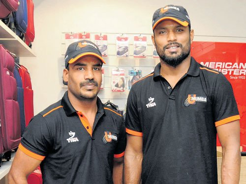 'Happy to see kabaddi receive attention'