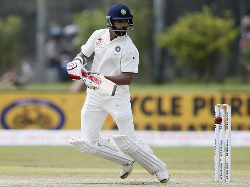 Situation demanded caution:Dhawan