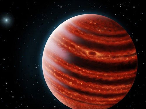 Indian American student discovers Jupiter-like planet