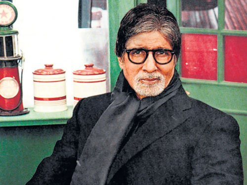 Bachchan says he wanted to play Gabbar in 'Sholay'