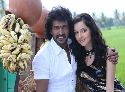 A sizzling sequel from Uppi dada