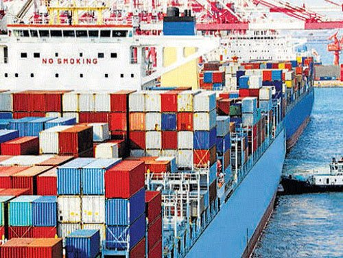 Merchandise exports down 10.3% in July, trade deficit widens