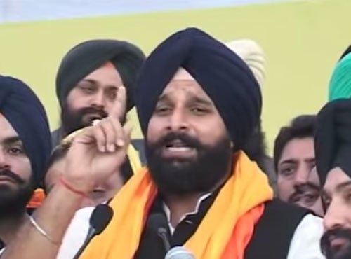 Punjab Minister unfurls national flag upside down in Amritsar