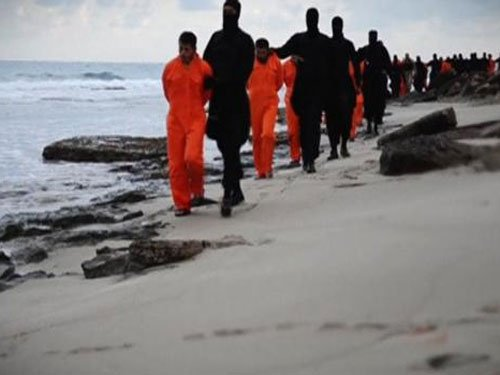 IS 'beheads' 12 in battle for Libya's Sirte: media