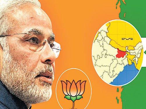 Bihar awaits keen contest