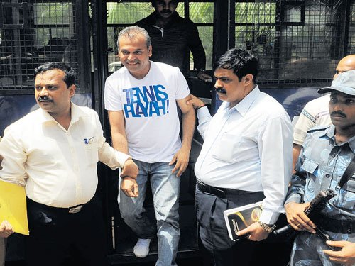 Don Bannanje brought to Udupi, to face trial in 16 cases