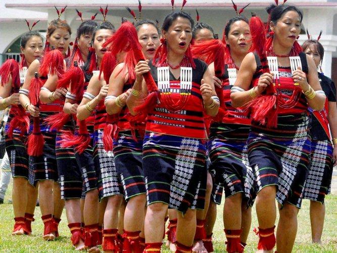 Naga groups still hope for 'physical integration'