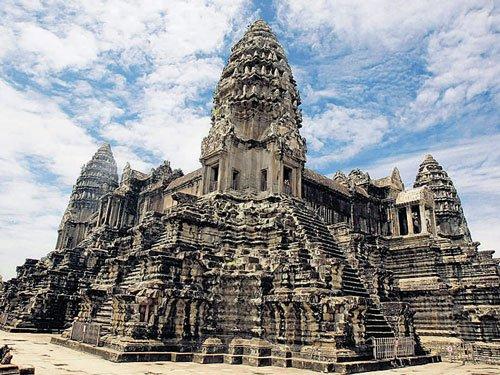 Proposed temple in Bihar may strain India-Cambodia ties