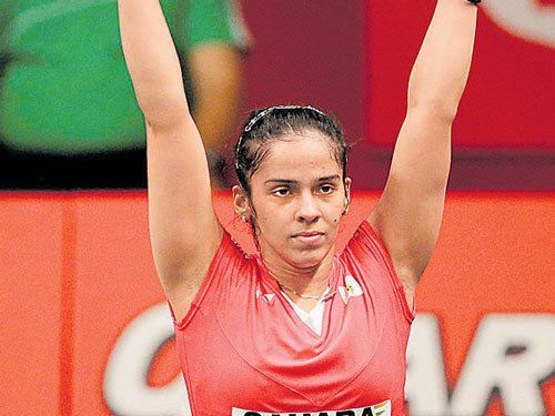 Saina shines, Kohli's men crumble