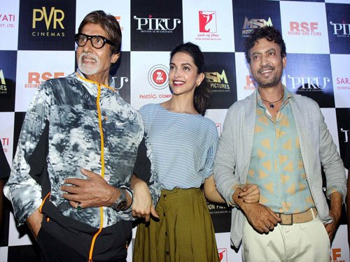 'Piku' wins best movie at Indian Film Festival of Melbourne
