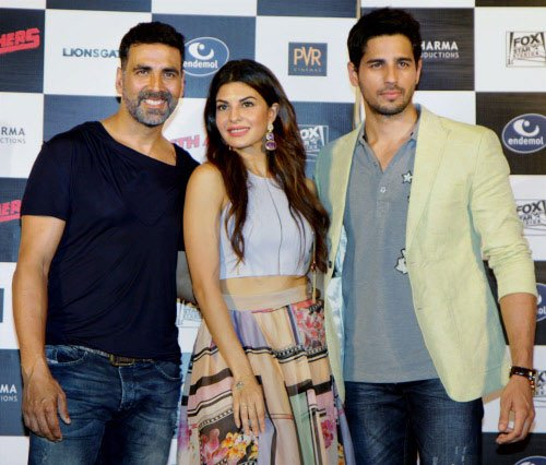 Box-office number is actually a pressure: Akshay Kumar