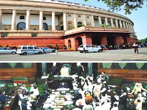Lawmakers in poor light