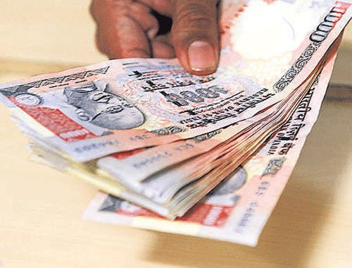 Currency notes carry deadly pathogens, says study