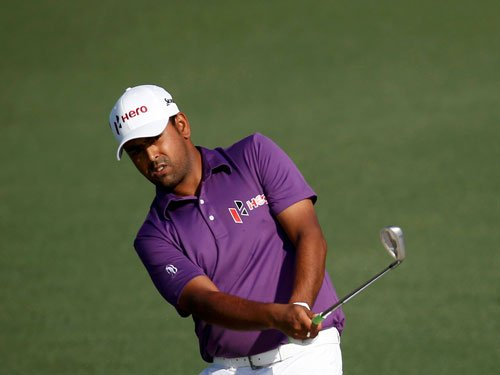 In-form Lahiri posts India's best finish at a Major