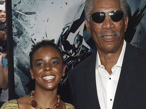 Morgan Freeman's step-granddaughter stabbed to death