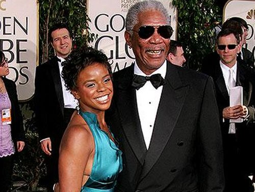 Boyfriend of Morgan Freeman's granddaughter arrested