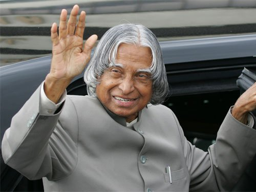 APJ Abdul Kalam's inspirational message animated in web comic
