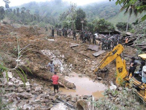 Landslide kills 7 in Himachal