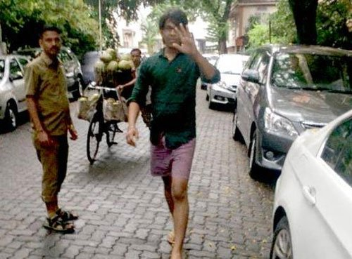 Youth who flashed at American woman held in Mumbai