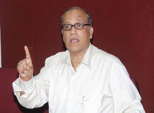 Bribery case: Former CM Kamat gets anticipatory bail