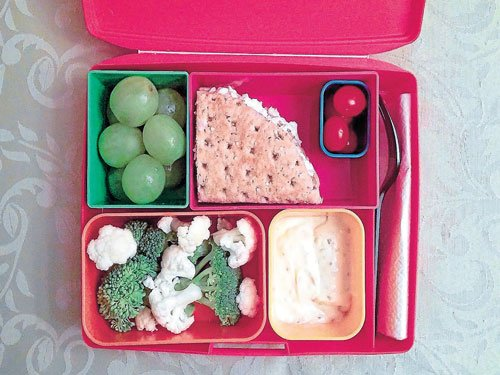 Visually-appealing food for fussy children